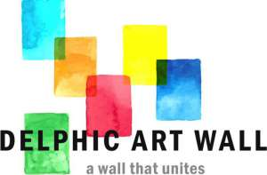 Delphic Art Wall Logo